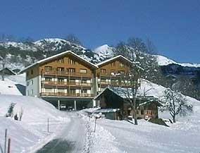 Pfingstweidli (Teufiweg 17 / Grindelwald) 6 Bett Wohnung Obj. 6040
