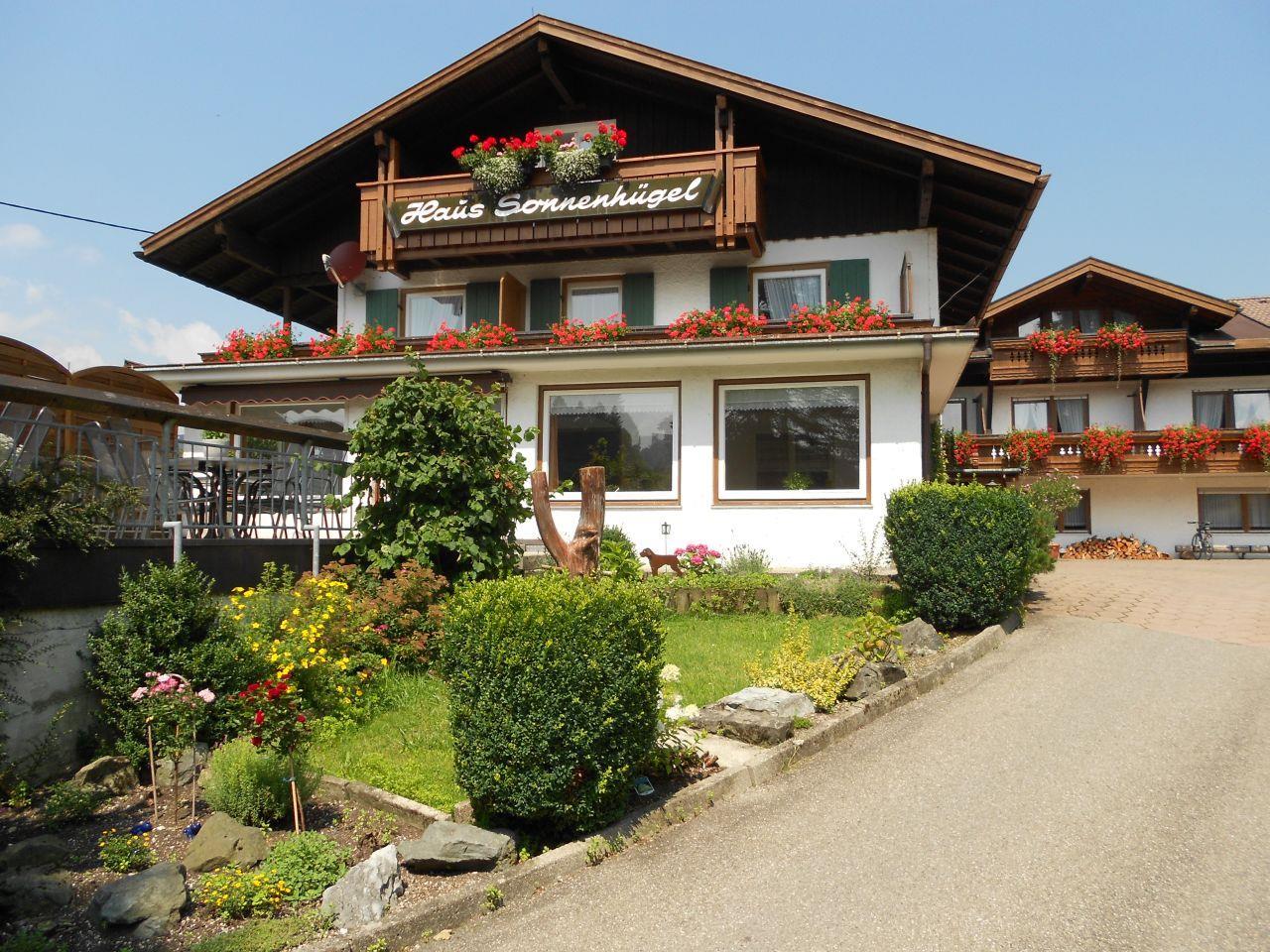 Gästehaus Sonnenhügel Ferienwohnung Mädelegabel