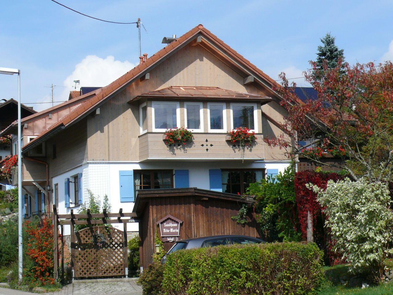 Landhaus Rita-Maria Ferienwohnung 1