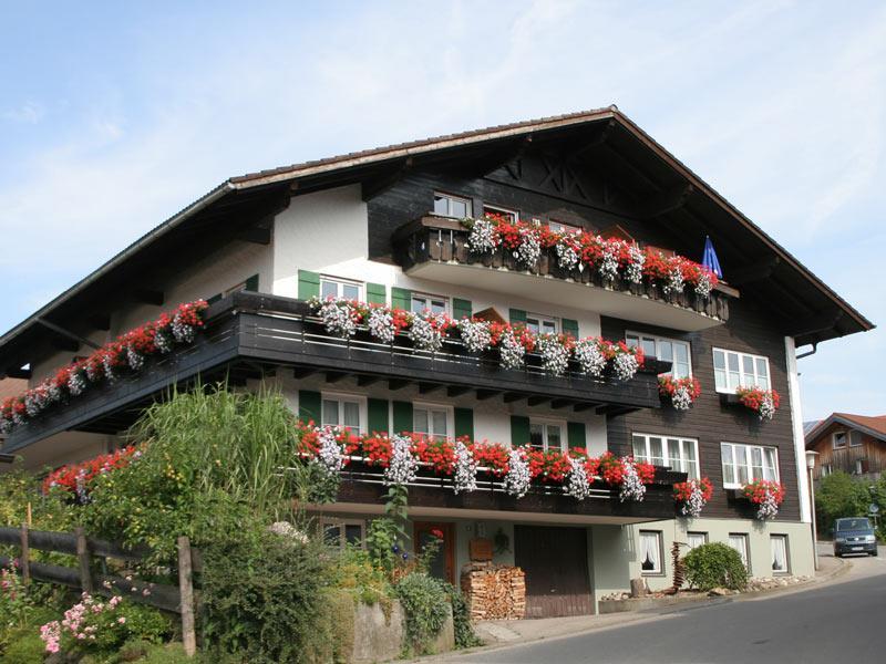 Gästehaus Hartmann Ferienwohnung Sonnenkopf