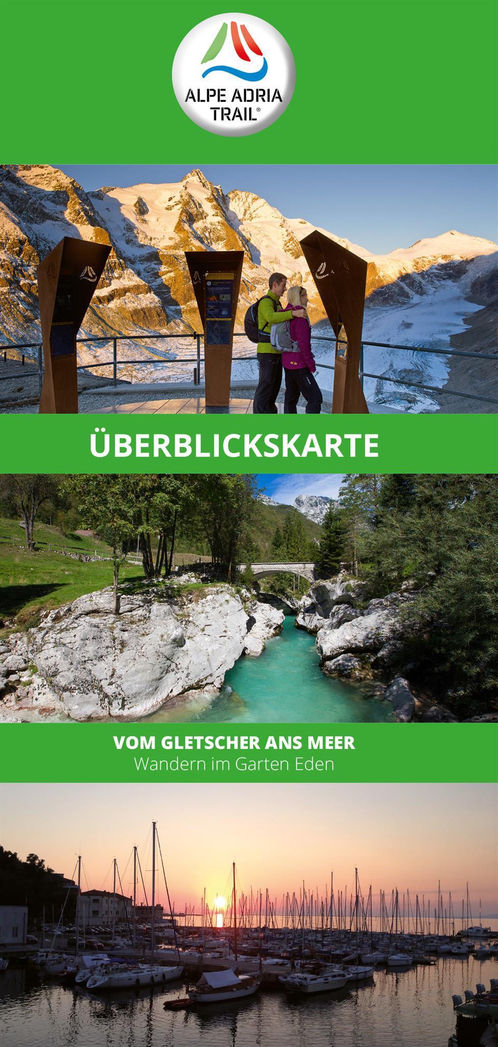 Alpe-Adria-Trail Folder(© Alpe Adria Trail)