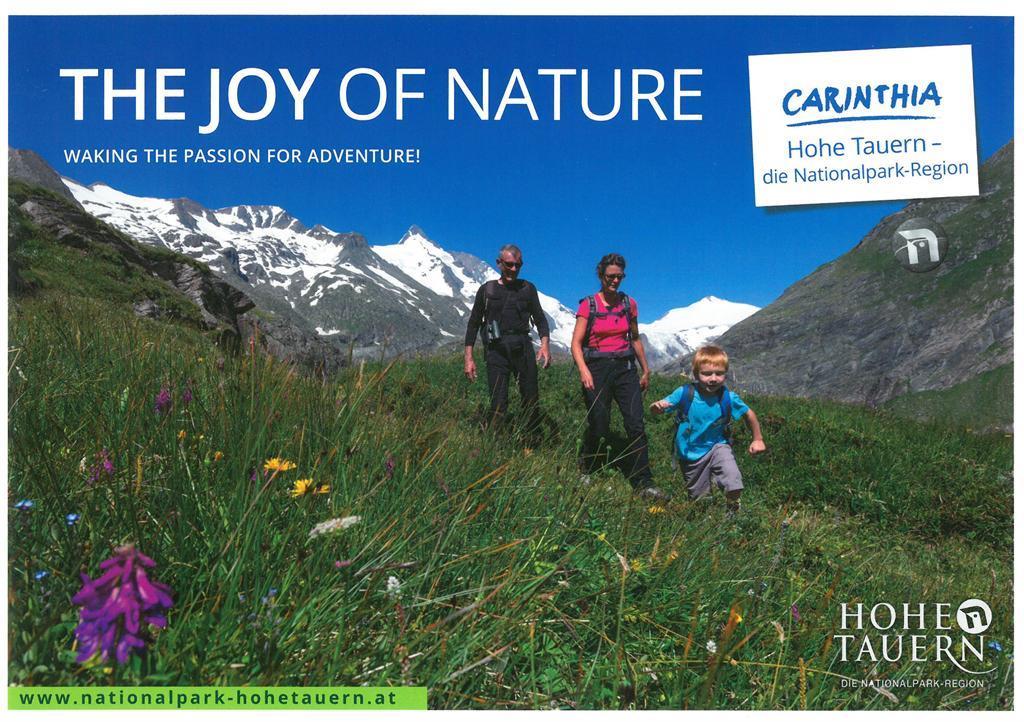 Hohe Tauern - die Nationalpark-Region(© )