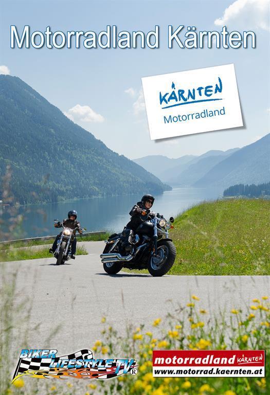 Motorrad Kärnten DVD(© )