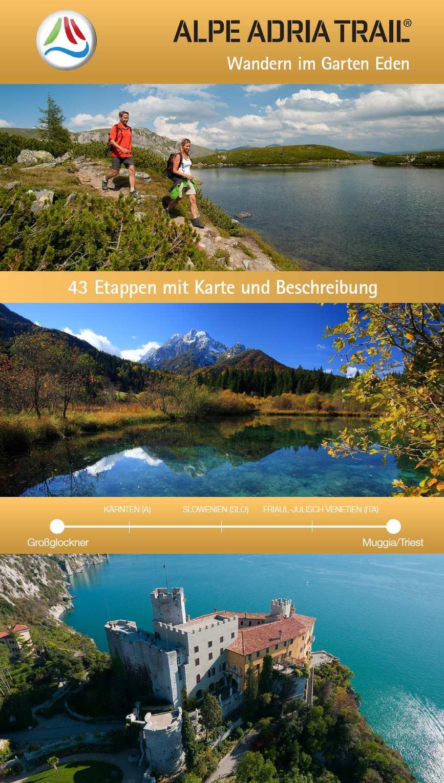 Alpe-Adria-Trail Tourenbuch(© )