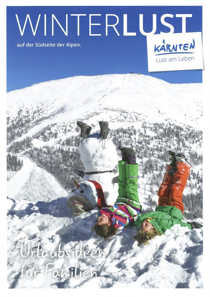Urlaubsideen für Familien - Winter(© Kärnten Werbung)