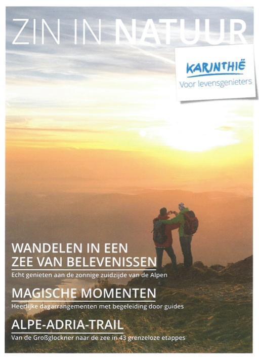 Zin in natuur(© Kärnten Werbung)