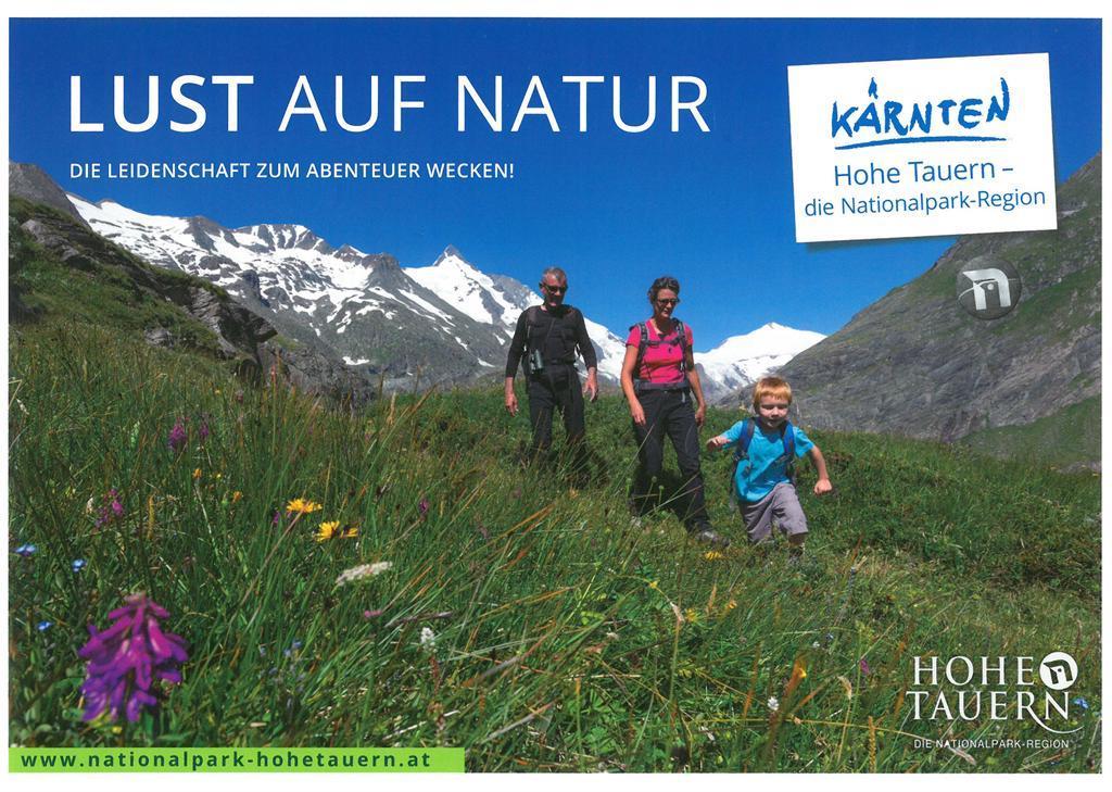Hohe Tauern - die Nationalpark-Region in Kärnten(© )
