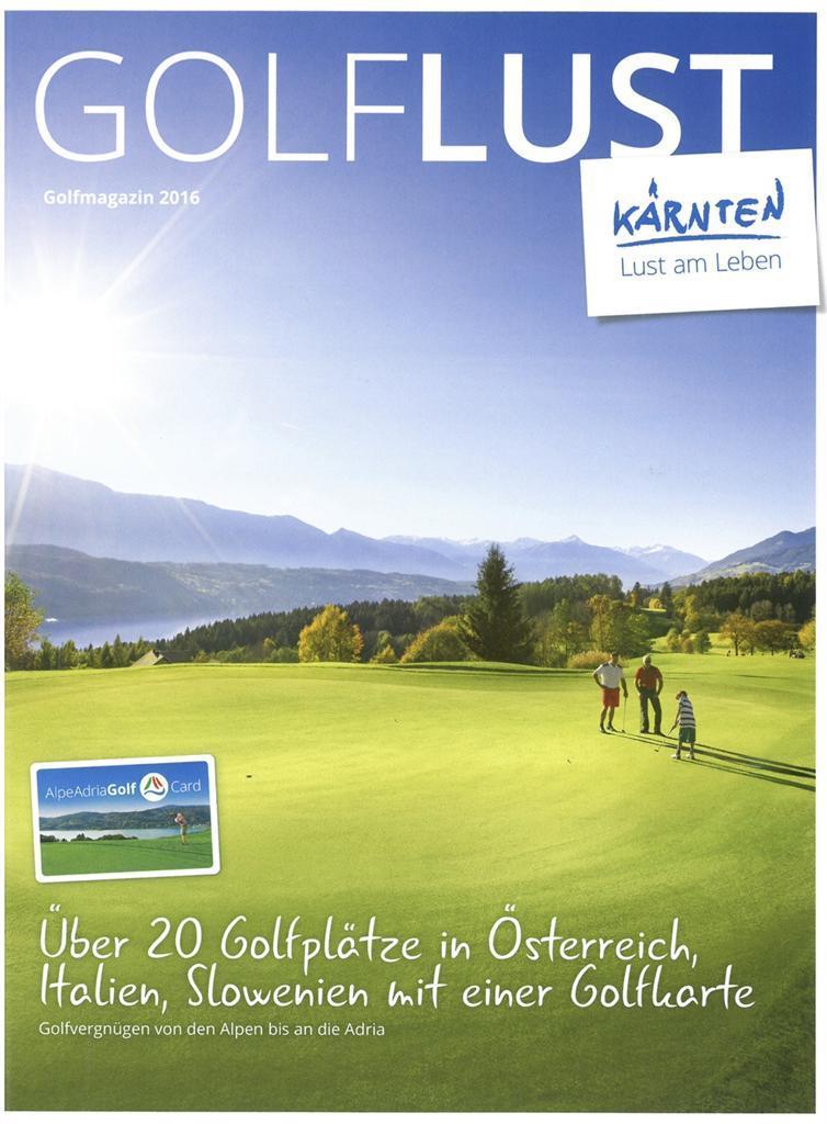 Golfmagazin Kärnten(© )
