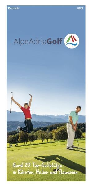 Golfen im Alpe-Adria-Raum(© Steinthaler / Kärnten Werbung)