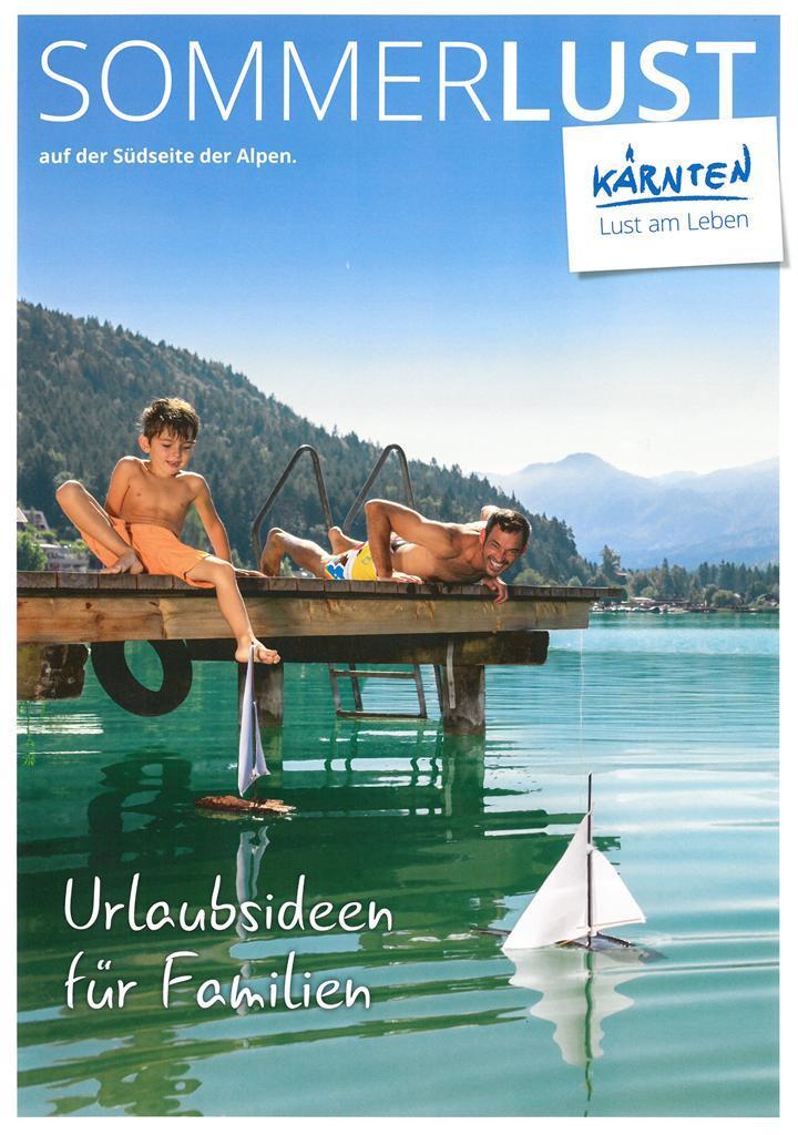 Urlaubsideen für Familien - Sommer(© Kärnten Werbung)