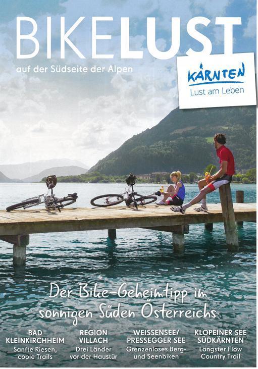 Biken in Kärnten(© )