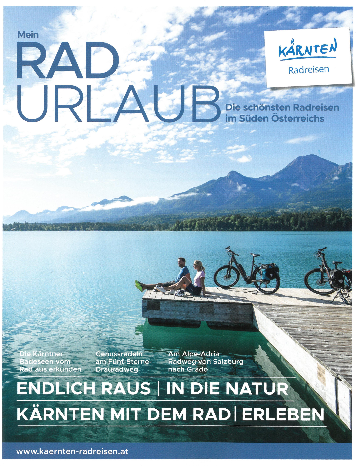 Kärnten Radreisen(© Kärnten Radreisen)