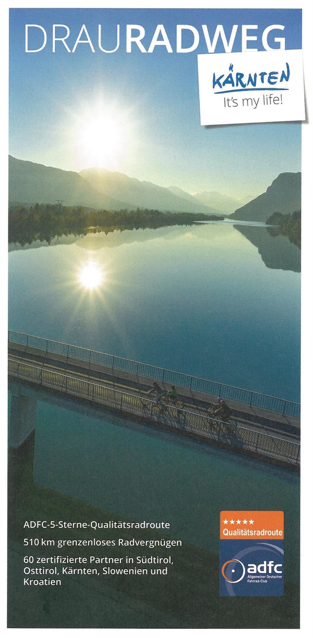 Drauradweg(© Kärnten Werbung)