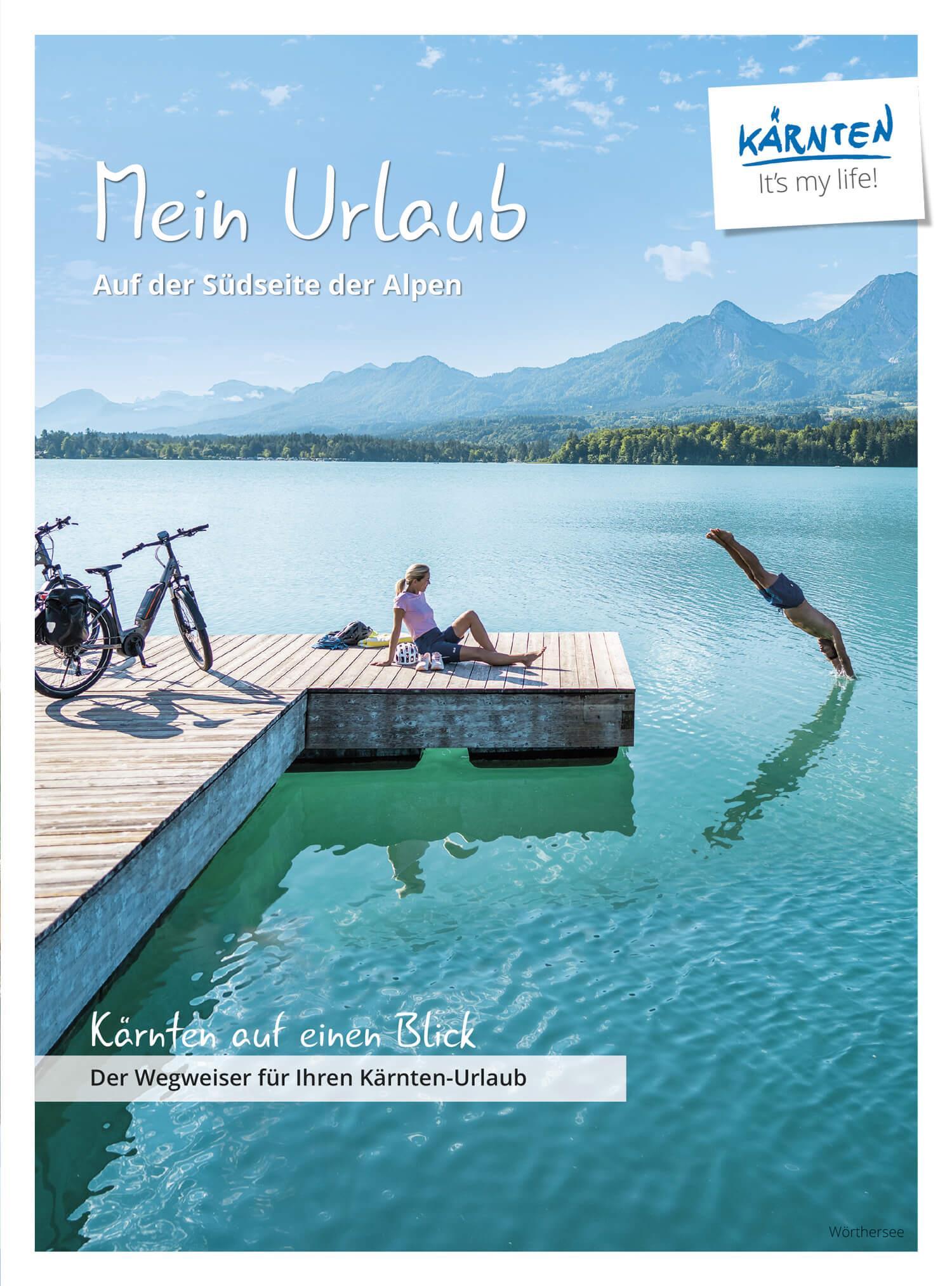 EntdeckungsLUST - Ihr Kompass durch Kärnten(© Gerdl)