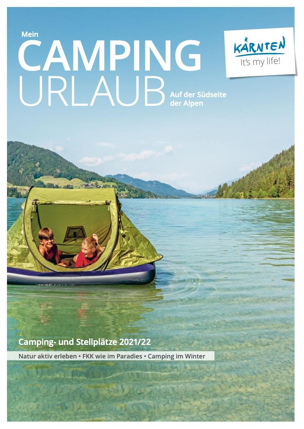 Camping(© Kärnten Werbung)