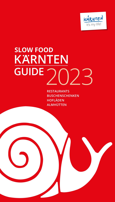 Kulinarikguide(© Kärnten Werbung)