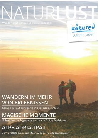 """Wandern und """"Mehr""""-Angebote(© Kärnten Werbung)"""