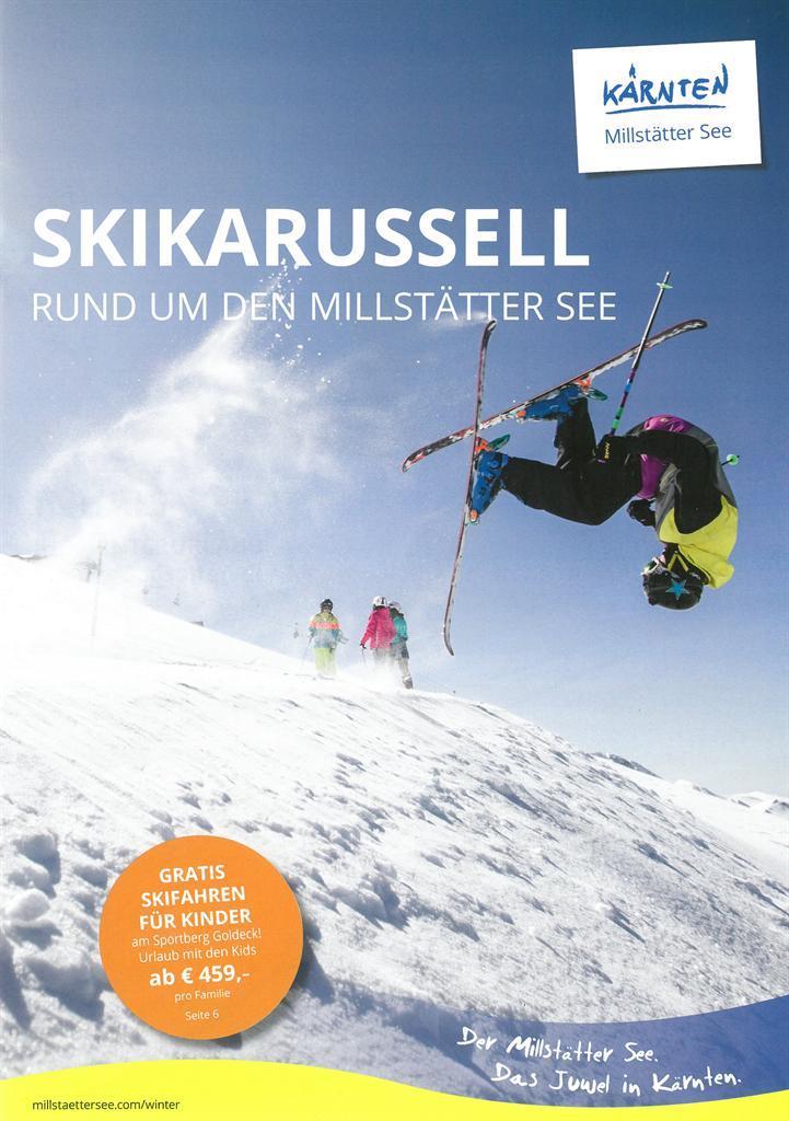 Skikarussell - Rund um den Millstätter See(© Region Millstätter See)