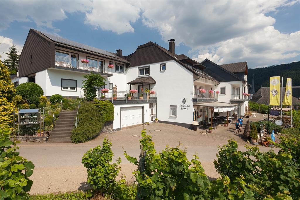 Gästehaus PANORAMABLICK 2-Bettwohnung