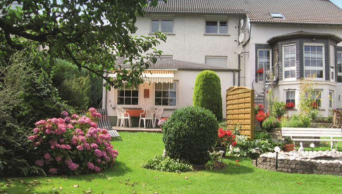 1 Ferienhaus in Bettenfeld