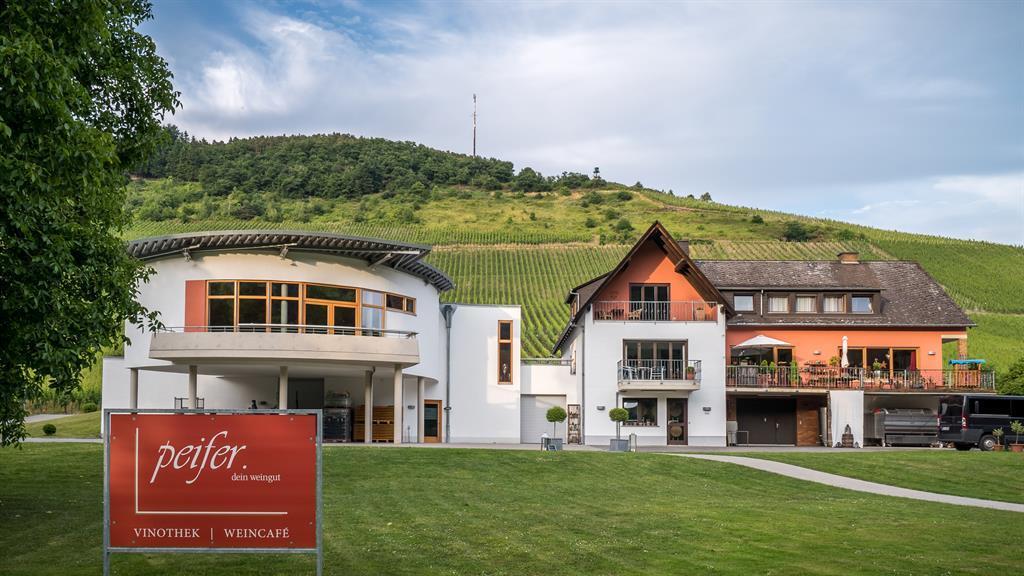 Weingut + Gästehaus PEIFER 2-Bett-Wohnung MOSEL