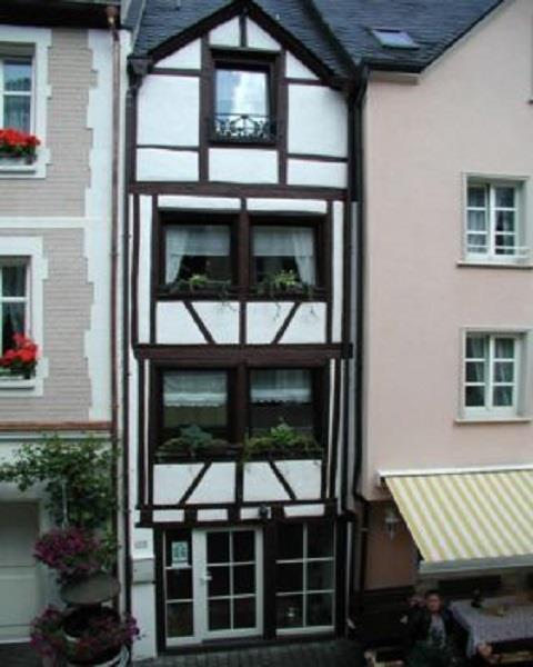 Moselle Rose Ferienhaus, Dusche, WC, 4 oder mehr Schlafräume