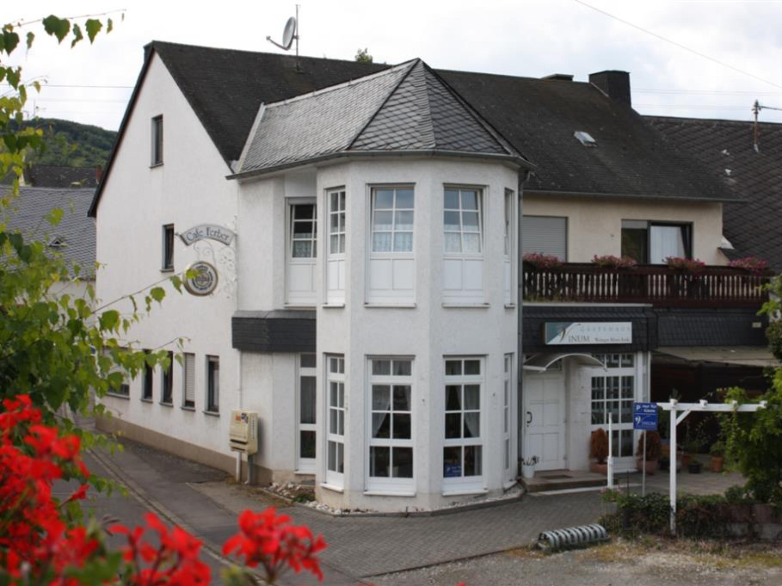 Gästehaus Vinum Appartement Dusche/WC
