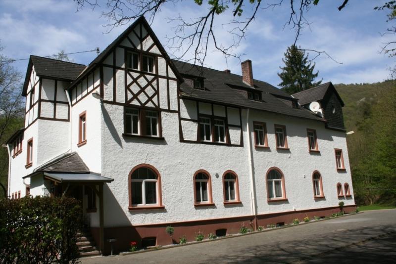 Wald Villa Üssbach Appartement 2