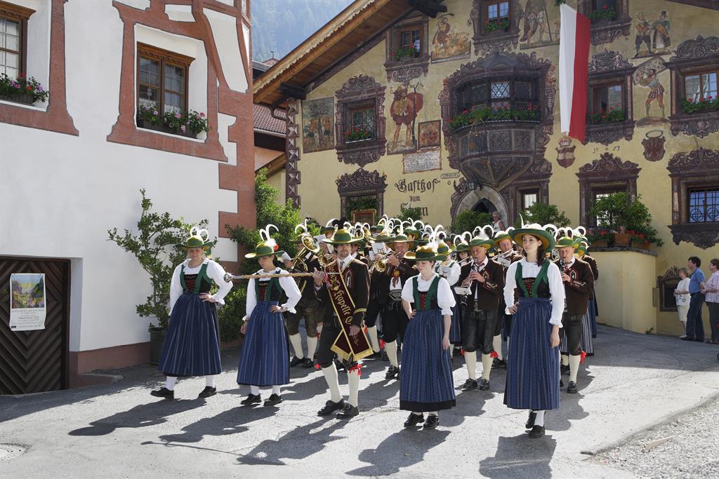 Frühjahrskonzert der Musikkapelle Oetz