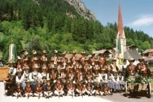 Frühschoppen mit der Musikkapelle Tumpen