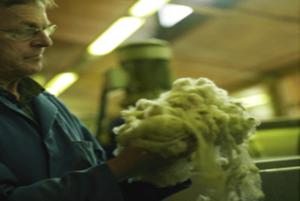 Die Wunderfaser - Führung durch das Ötztaler Schafwollzentrum