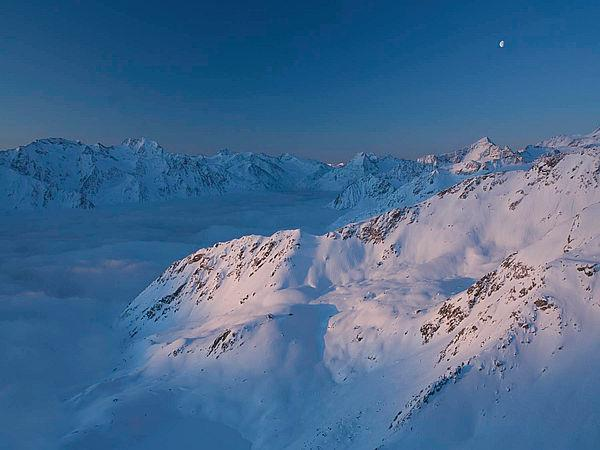 Glaciers, Glaciers, Glaciers,... - Hikingtour