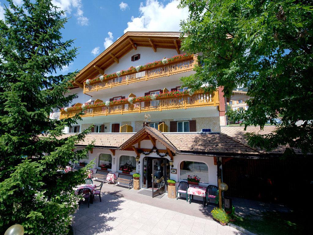 Hotel Cristallo - Vigo di Fassa - Val di Fassa - Trentino - Dolomiti - Sito ufficiale A.P.T.
