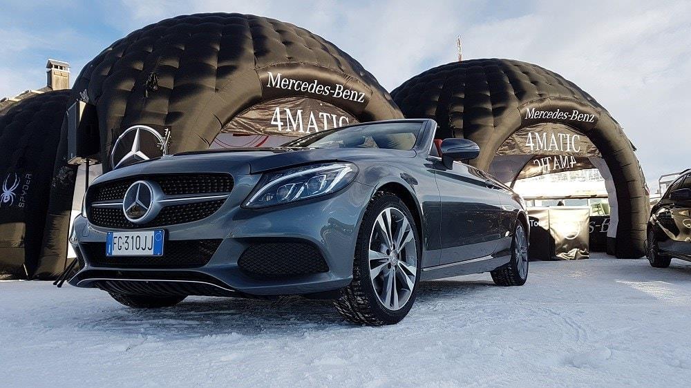4Matic Tour Mercedes Benz