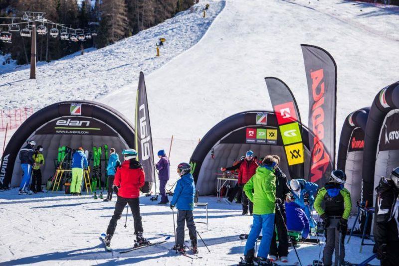 Ski Test Pool Sci Italia 2018