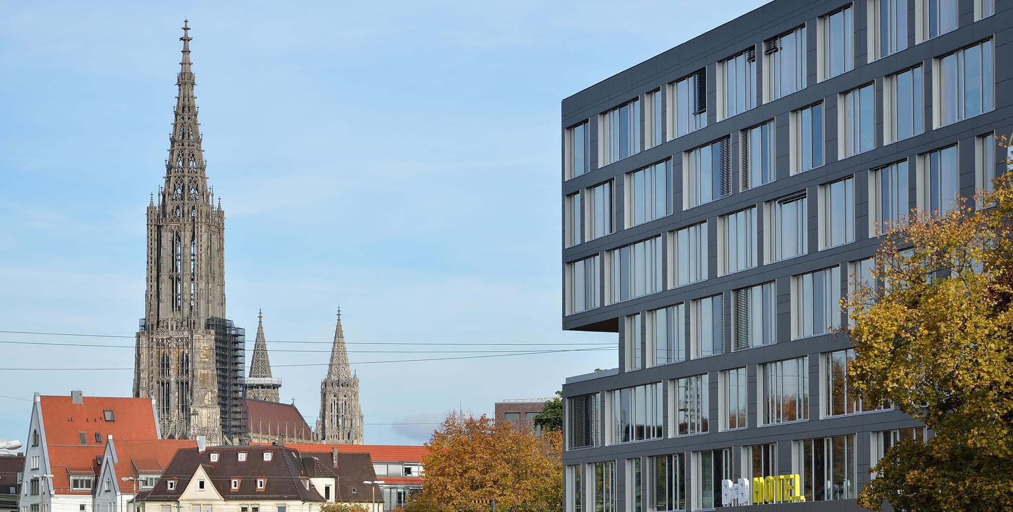 Hotels ulm neu ulm b b hotel ulm for Designhotel ulm