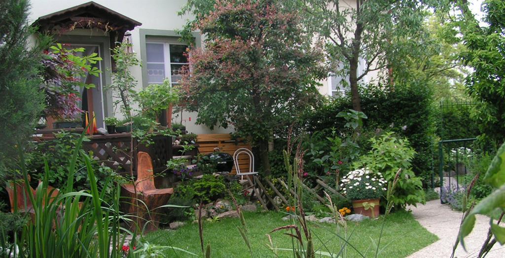 Villaggio - Weiden Ferienhaus, Dusche, WC, 3 Schlafräume