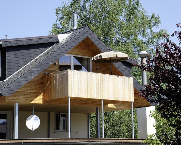 Haus Dreier Bürs 100m² Ferienwohnung Dreier Bürs