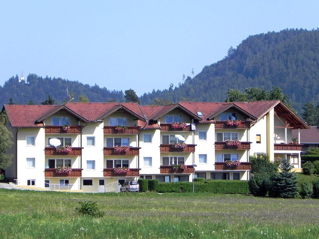 Ferienwohnungen Sonnhügel Appartement Typ B2-Terrasse