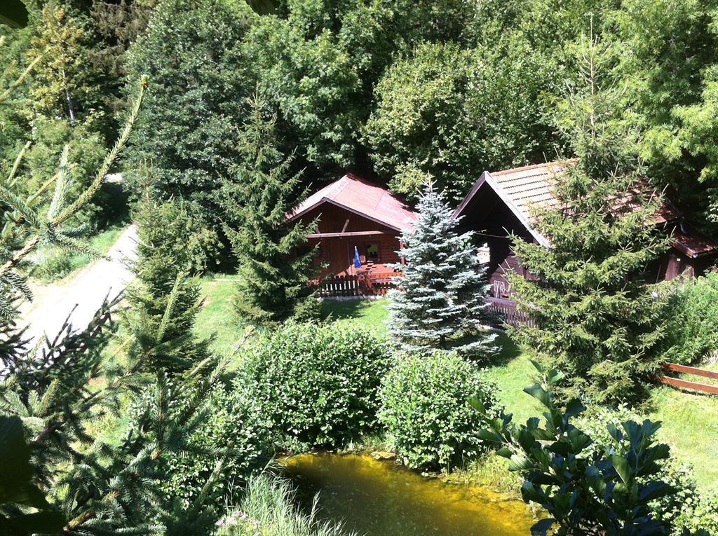 Ferienhütten Brandtner Der Troadkasten