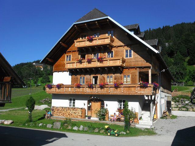Berghof Thurnergut Zirbentraum
