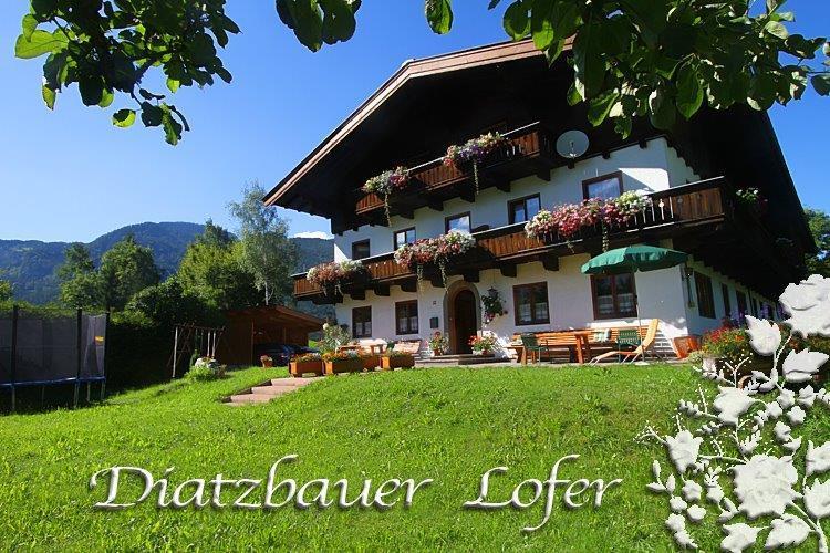 Schmiderer,  Evi - Diatzbauer Apartment/2 Schlafräume/Bad, WC