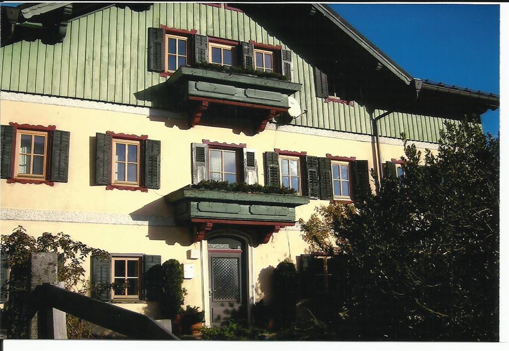 Eckschlager, Gertraud Apartment/Wohn-Schlafraum/Bad, WC