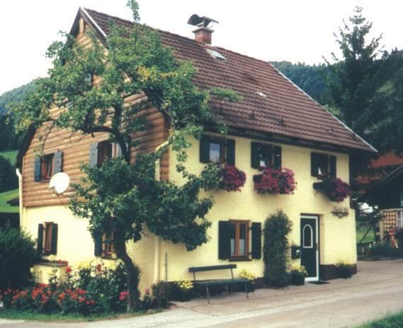 Romantikhaus zum Dachsteinblick Ferienhaus, Dusche, WC, 2 Schlafräume