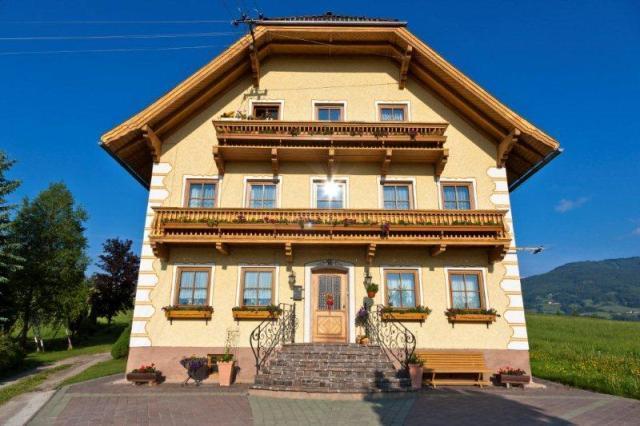 Rainer, Brigitta u. Johann Haus Wohnung