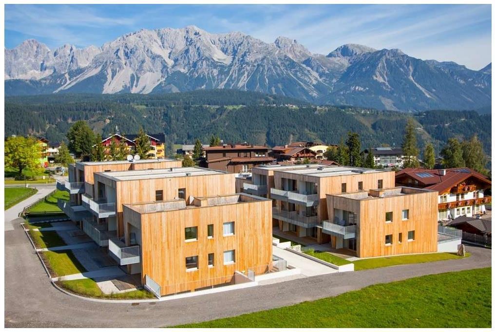 ALPENROCK APPARTEMENTS Alpenrock Typ 1
