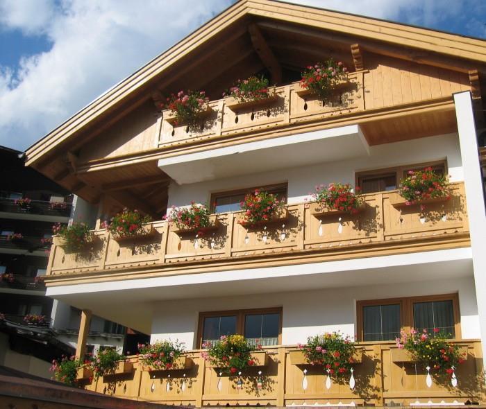 Anton's, Appartements 2-4-Personenwohnung