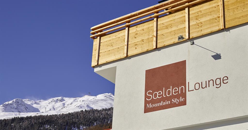 Soelden Lounge Appartment TOP 4