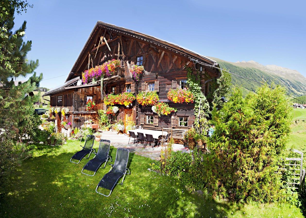 Ferienhaus Knor 4-Personenwohnung Bergle