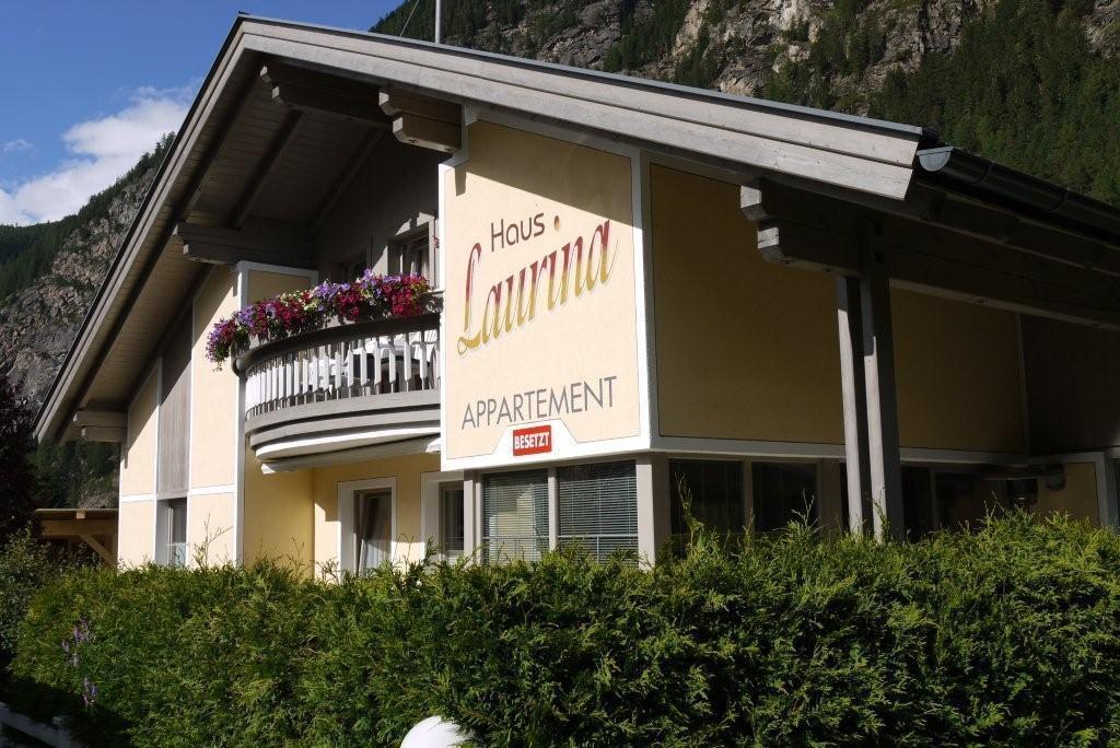 Haus Laurina Appartement für 4-7 Personen
